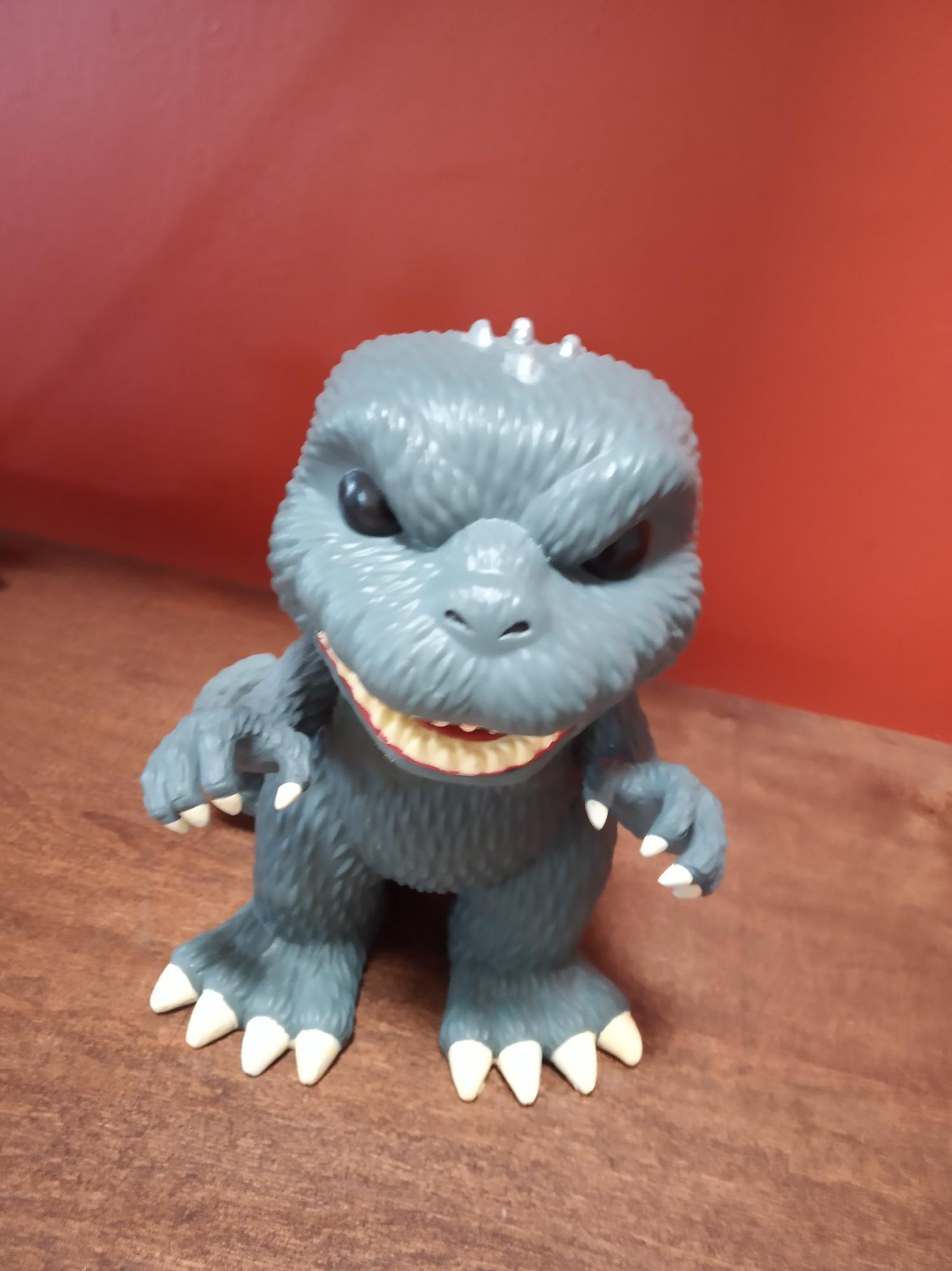 No hay otro Funko mejor el de Godzilla