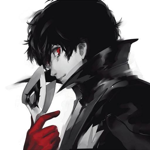 Persona 5 guy's avatar
