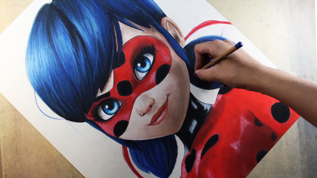 The Best Drawing! | Discussions | Miraculous Ladybug Wiki | FANDOM Powered  By Wikia