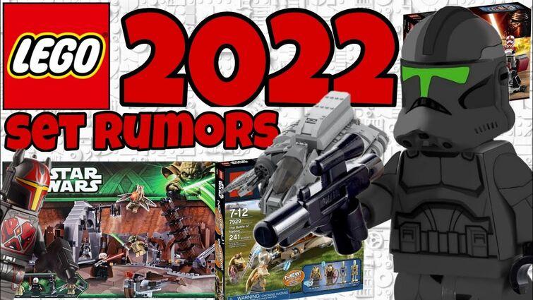 LEGO Star Wars Winter 2022 Set Rumors? (Fake Winter 2022 Rumors?)