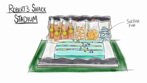 Robert's Snack Stadium