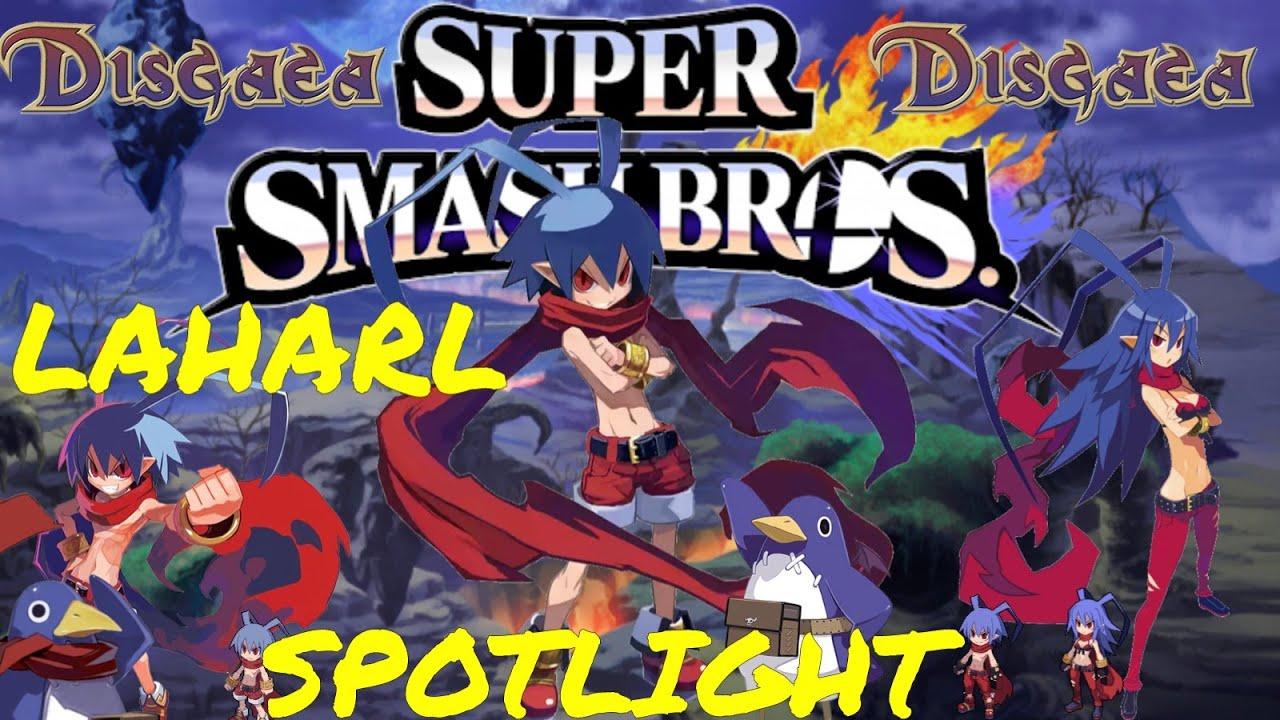 Smash Brothers Spotlight Laharl
