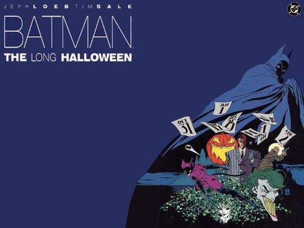 The Batman 2022 will be just like Batman: The Long Halloween comic