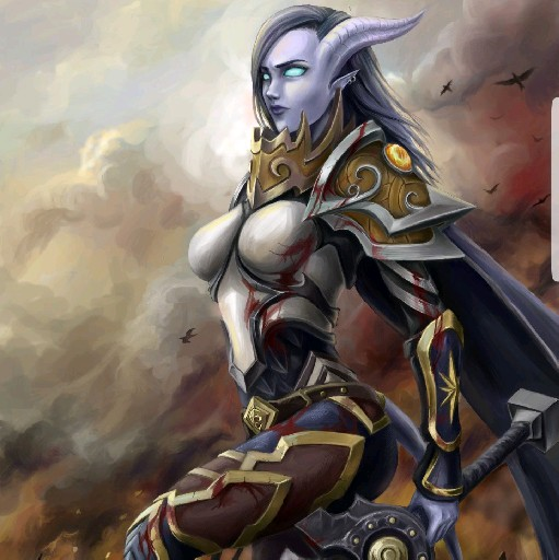 THE DRAENEI WARRIOR's avatar