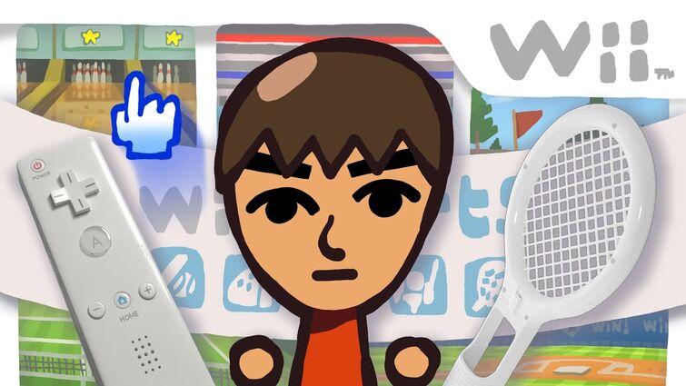 "The Ultimate ""Wii Sports"" Recap Cartoon"
