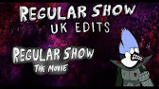 Regular Show: UK Edits - YouTube