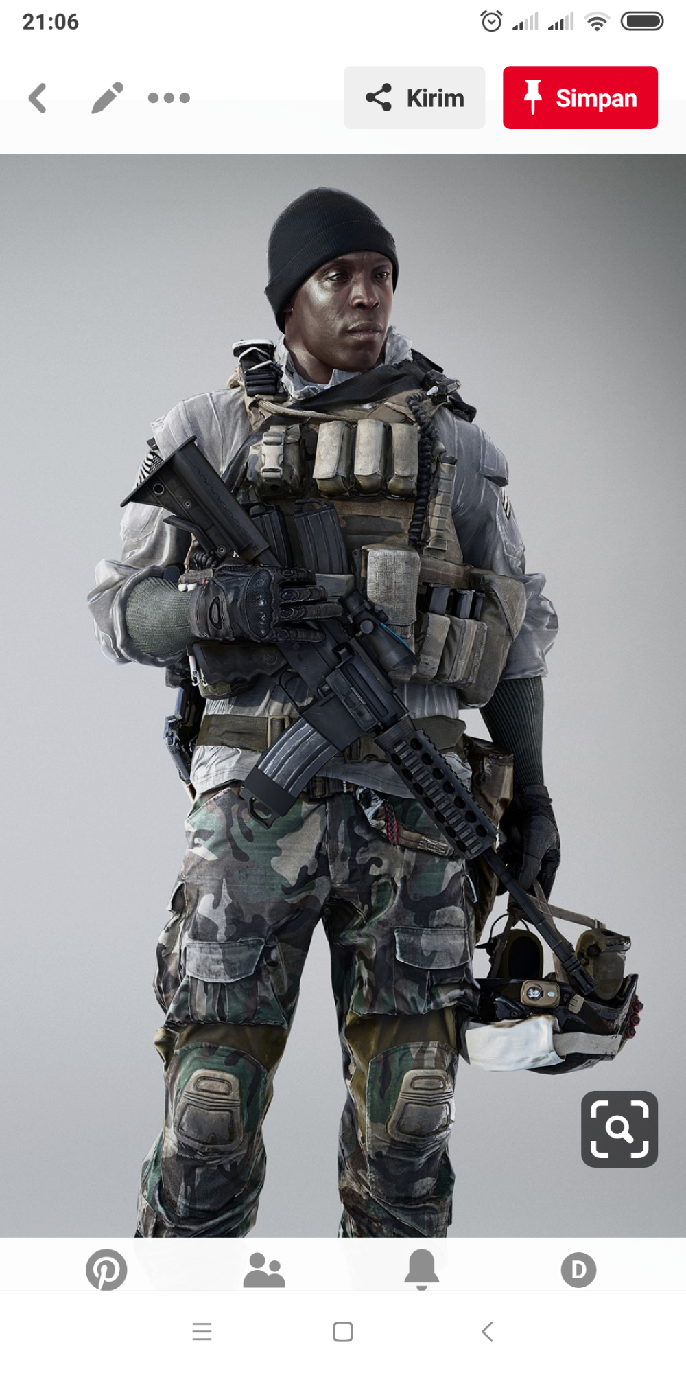 Hey, can anyone explain in detail what loadout is used by Irish?  because I want to cosplay as him