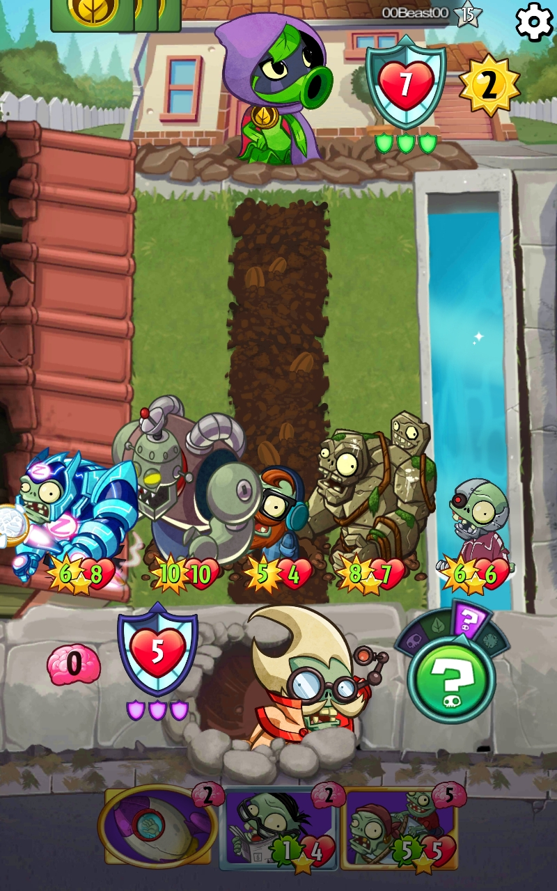 Wow, I would never expect this to happen by playing bad moon rising