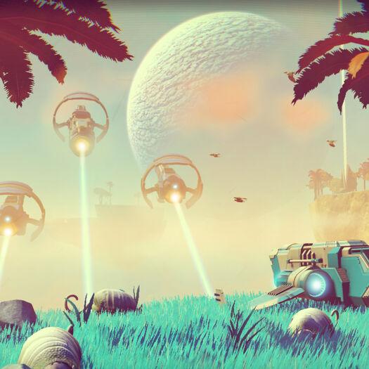 Hello Games、『No Man's Sky』の今後の方針を表明。「サポートチーム」の新設や無料での改善と拡張を予告   AUTOMATON