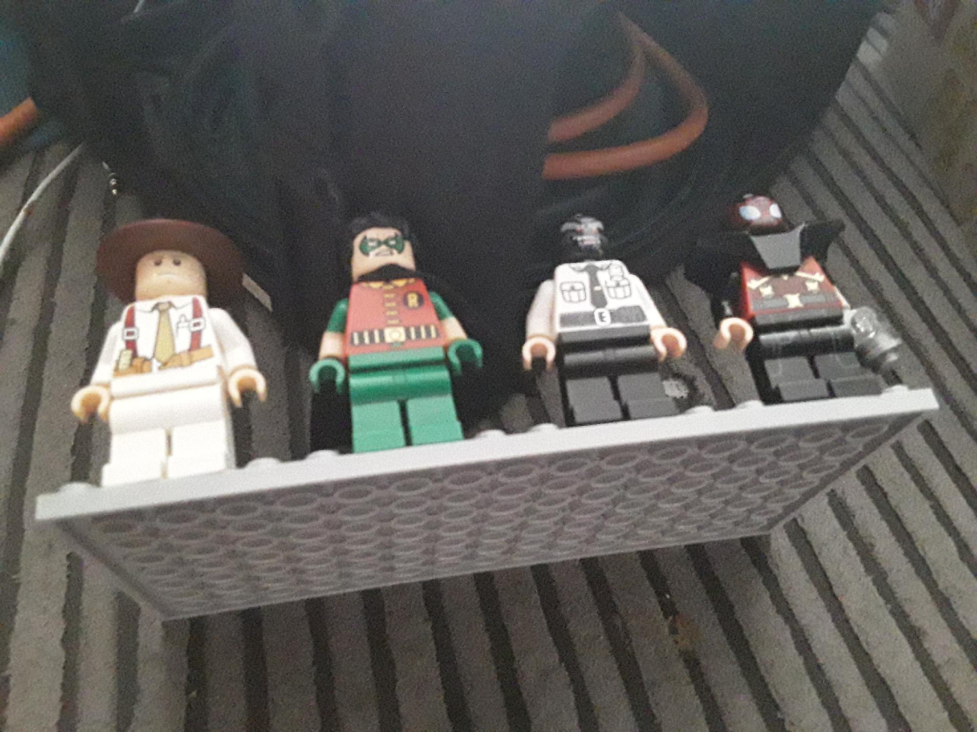 Lego Harvey Bullock Jason Todd Robin Black Mask And Kgbeast Fandom