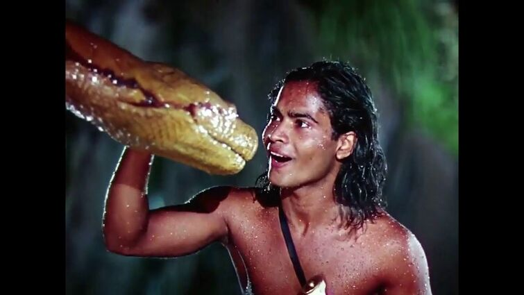 The Jungle Book 1942   Mel Blanc as Kaa (Pitched somewhat corrected)