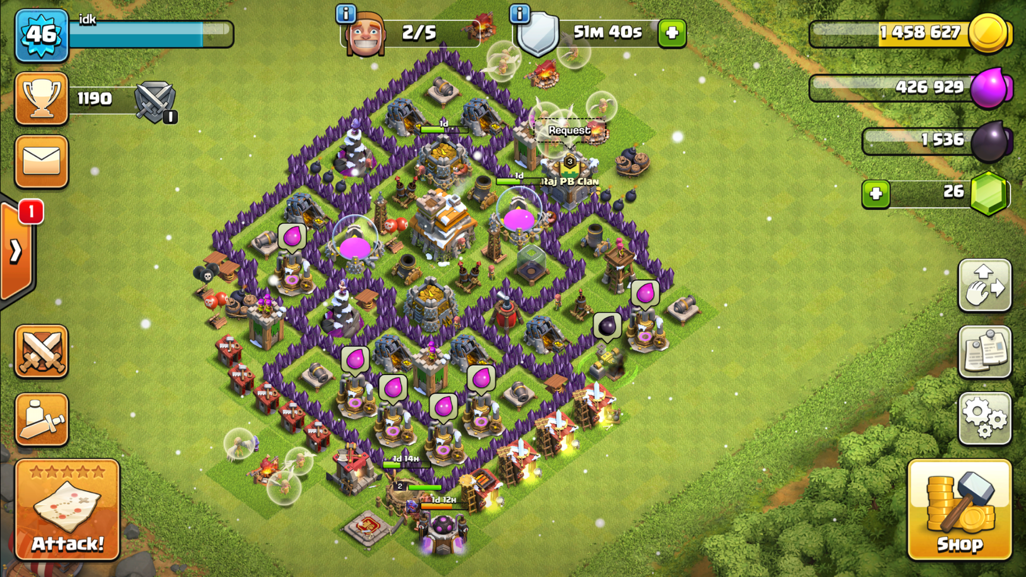 Rate my th7 1-10