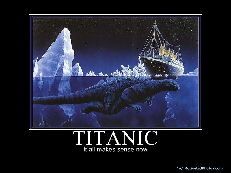 Ahora Titanic tiene más sentido