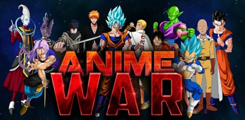 Anime War ! 😎