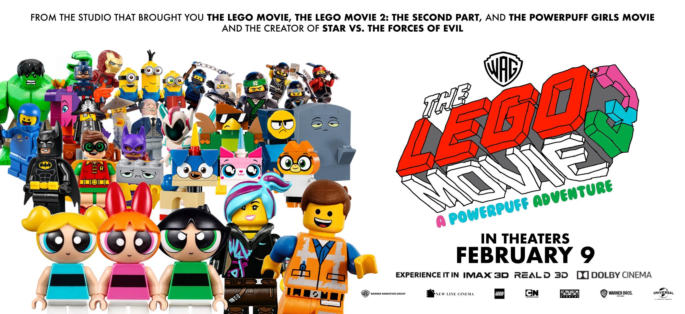 The Lego Movie 3 A Powerpuff Adventure Fandom