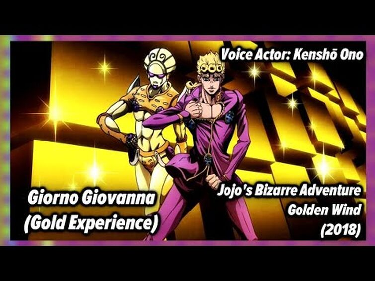 All Jojo Stand Battle Cries (Japanese/English) [PART 5 INCLUDED]