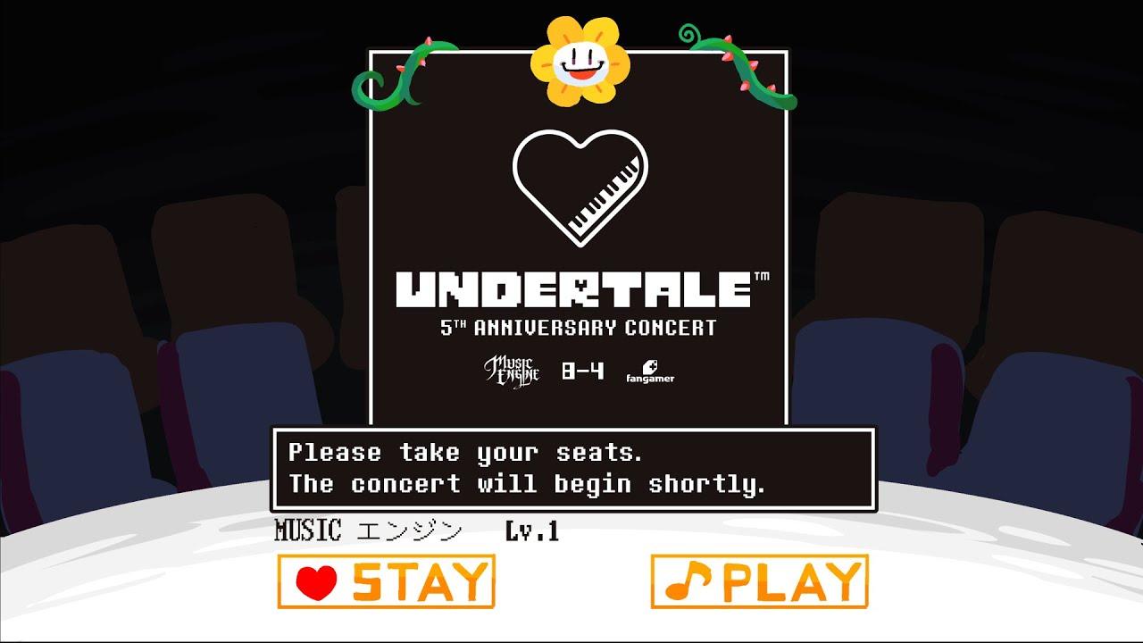 UNDERTALE 5th Anniversary Concert