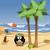 Solar penguin
