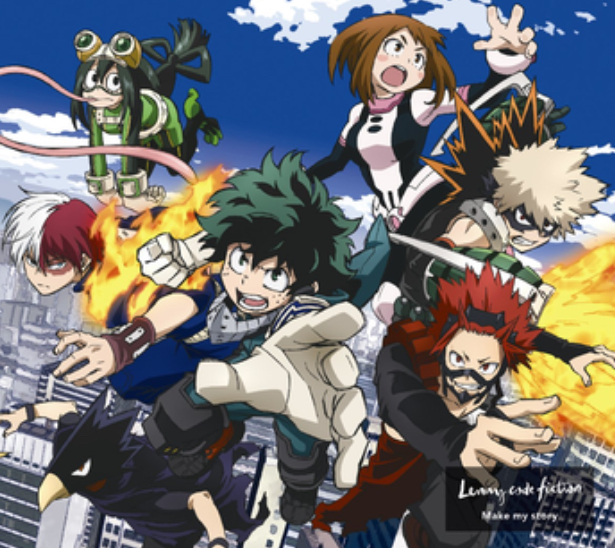 Openings Naruto Download Mp3: Crossover BNHA X Avatar BNHA T Crossover Avatar