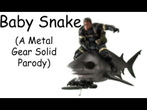 Baby Snake (A Metal Gear Solid Parody Song)