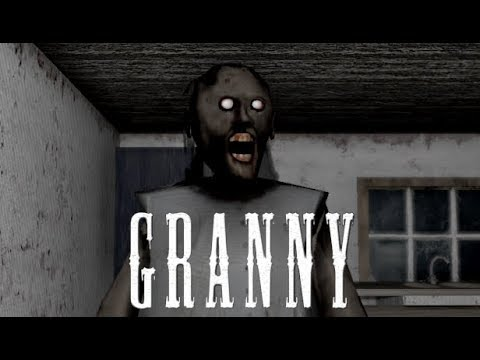 Granny the PC version (trailer) **Soon available on Steam**