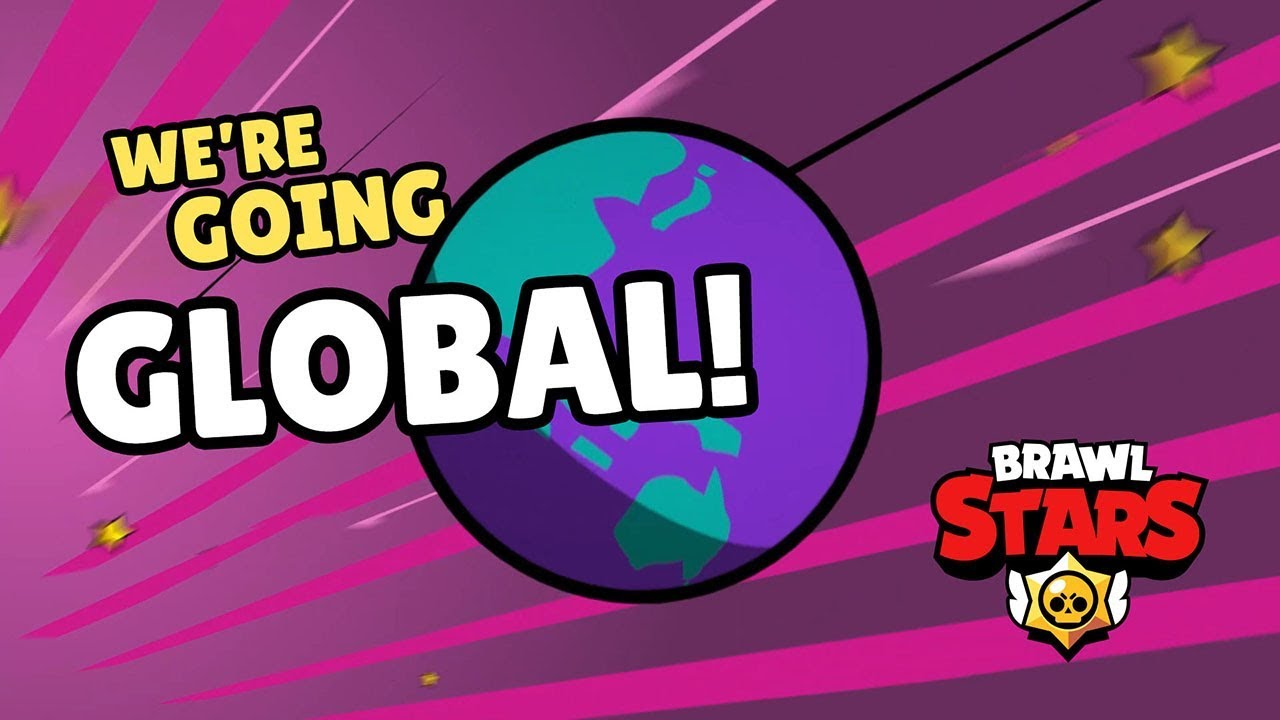 Brawl Stars: GLOBAL LAUNCH!
