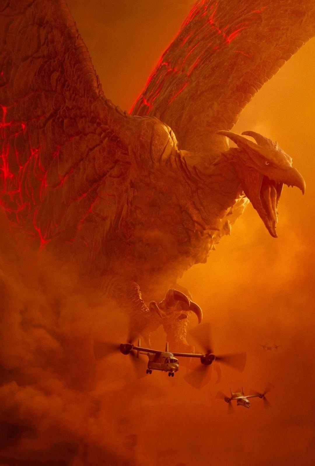 Der Kaiju der Woche ist Rodan