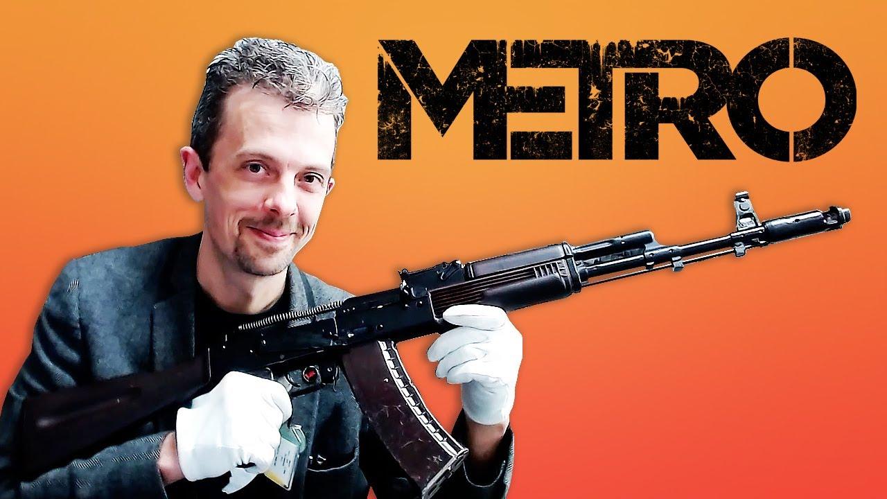 Firearms Expert Reacts To Metro Franchise Guns