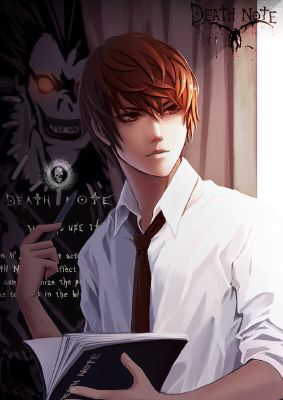 I really love deathnote like with a passion