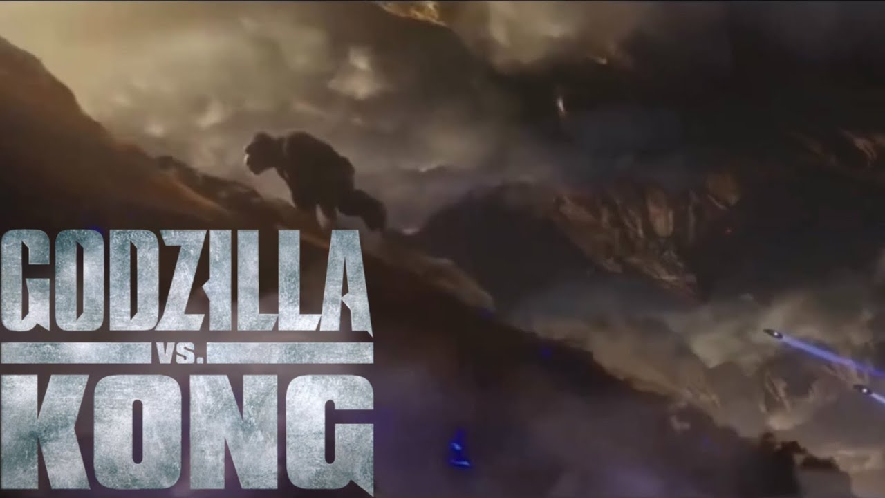 NEW GODZILLA VS KONG TV SPOT!!!