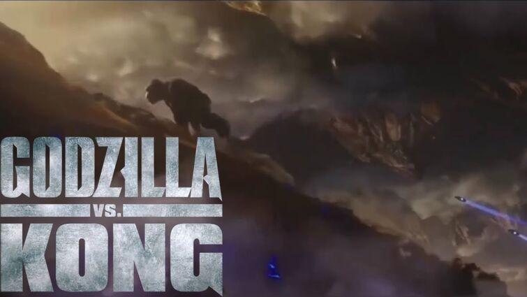 NEW GODZILLA VS KONG TV SPOT!!!