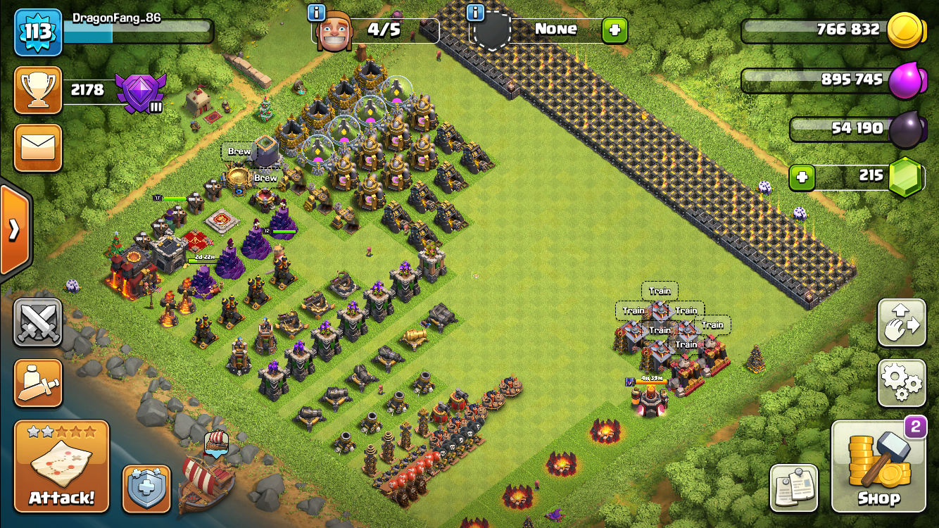 Th10 looking for friendly active clan
