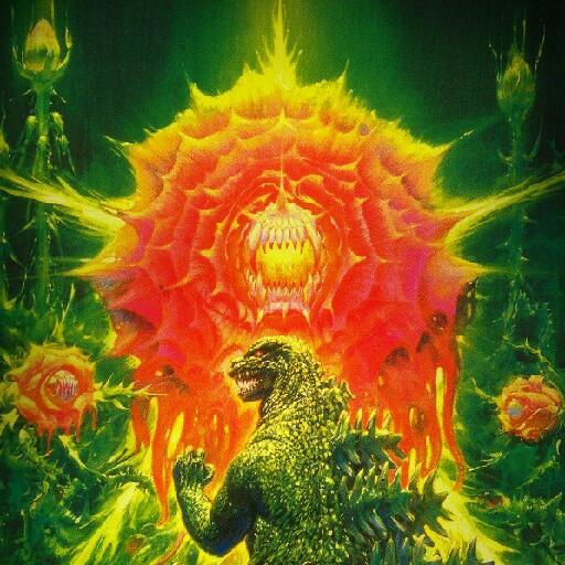 Godzilla fan Trujillo's avatar
