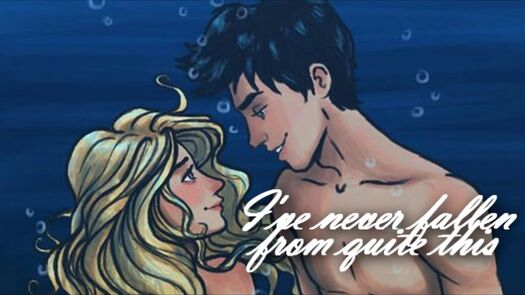 Ocean Eyes [PERCY JACKSON TRIBUTE]