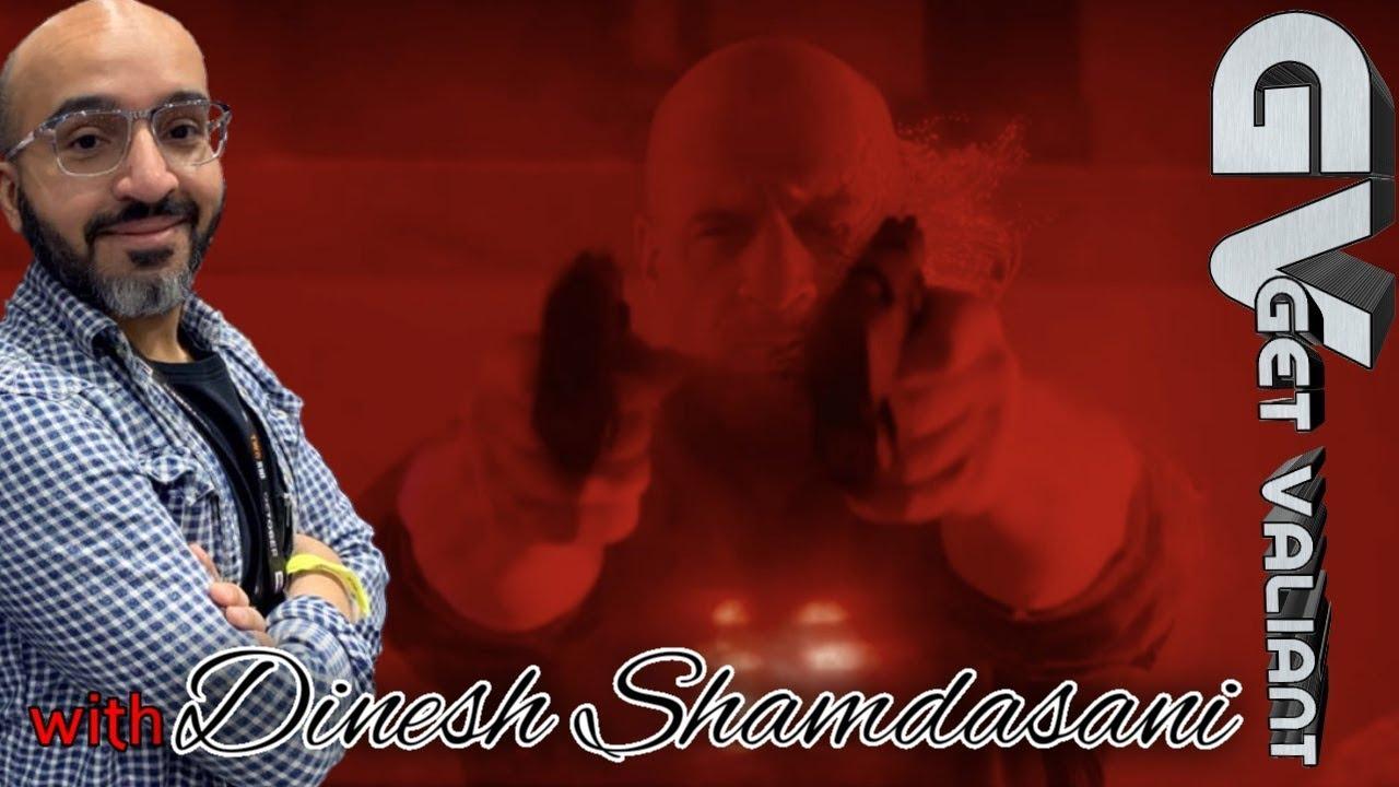 GV #139 - Interview with Bloodshot Producer Dinesh Shamdasani