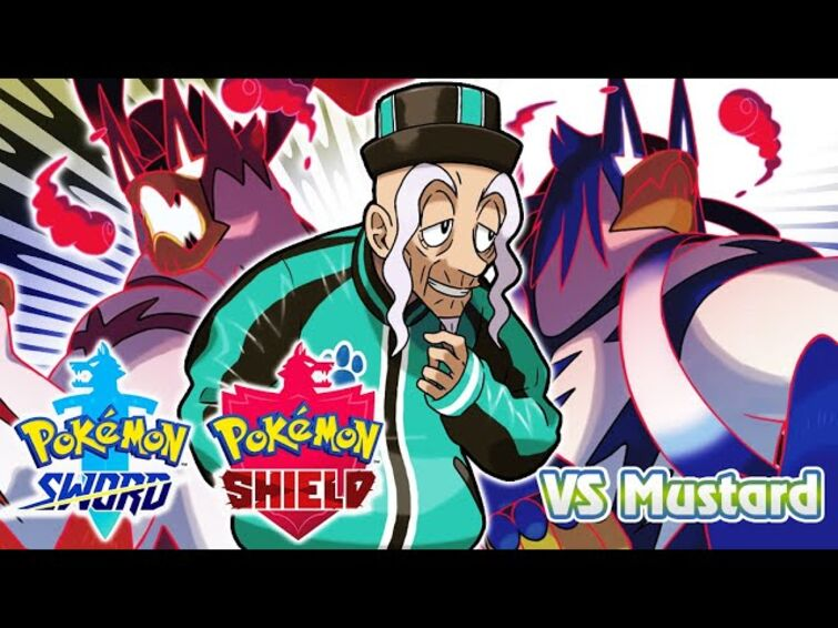 Pokemon Sword & Shield - Mustard Final Battle Music (HQ)