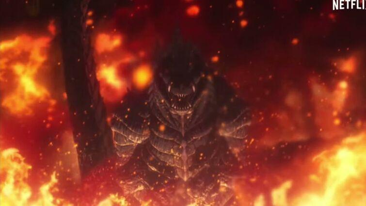 Godzilla's Theme - Godzilla: Singular Point