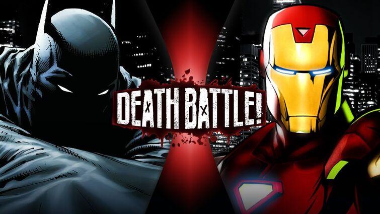 Batman VS Iron Man (DC VS Marvel) | DEATH BATTLE!