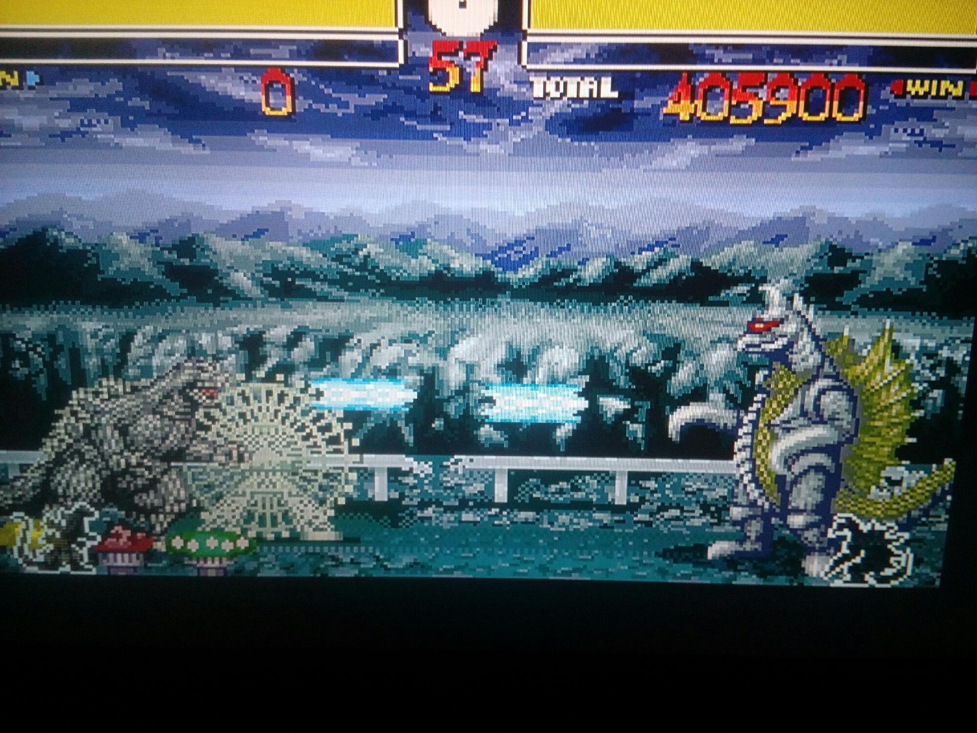 Godzilla v.s gigan