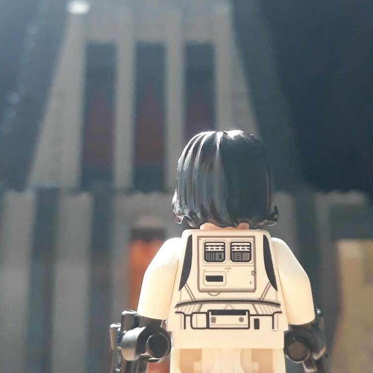 Estoy creando una historia de Star Wars en mi instagram con fotos de lego por si os interesa...