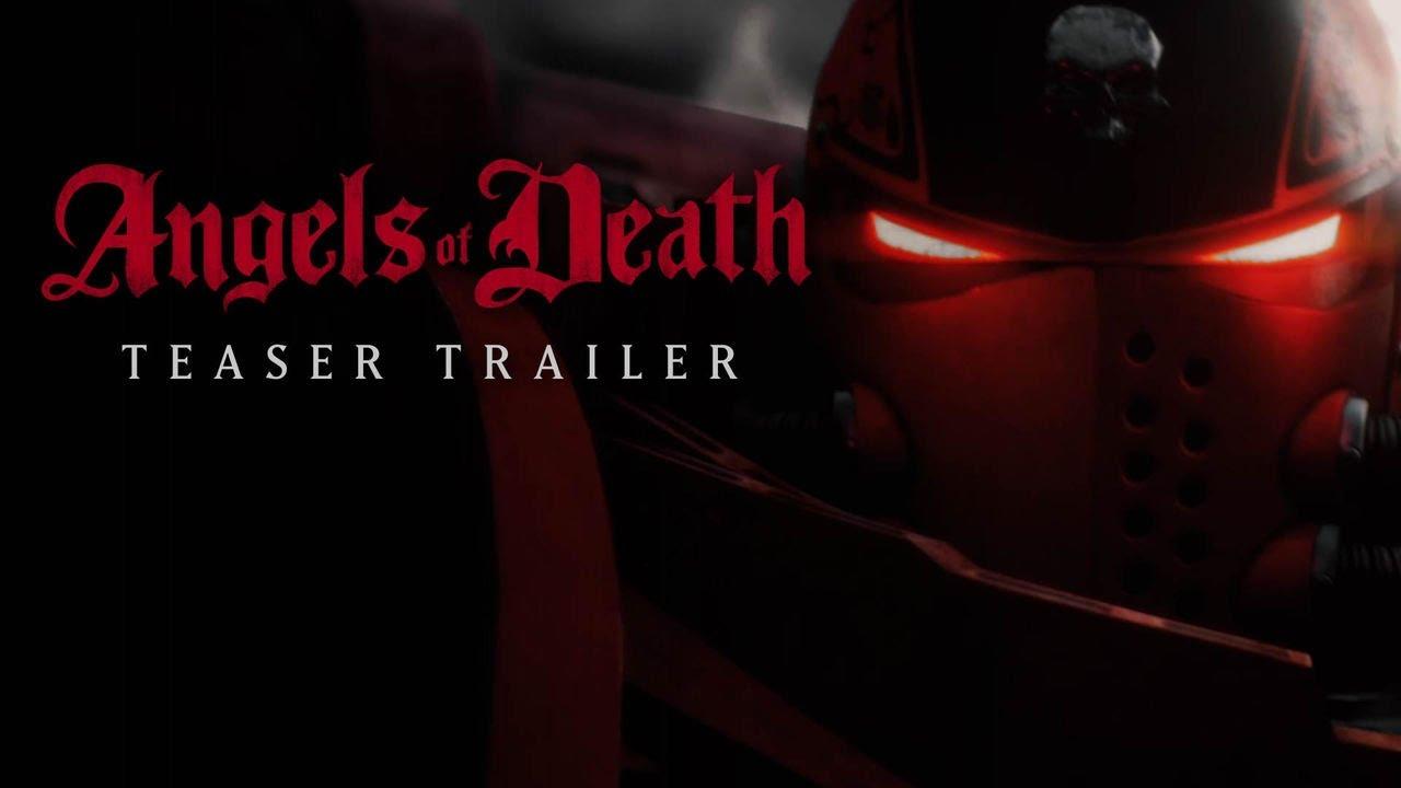 Angels of Death Teaser Trailer