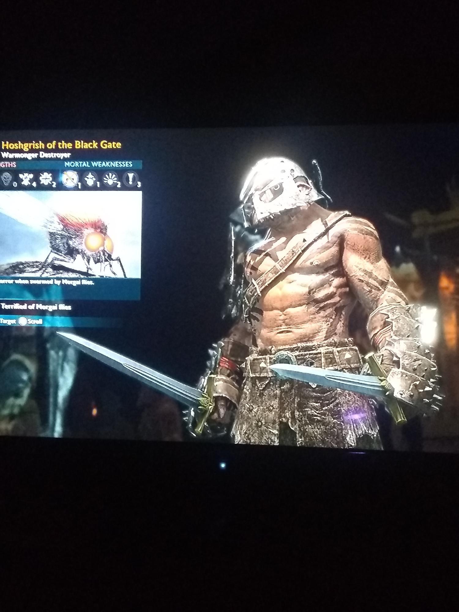Found a unique orc