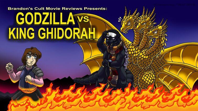Brandon Tenold Godzilla Vs King Ghidorah 1991 Fandom