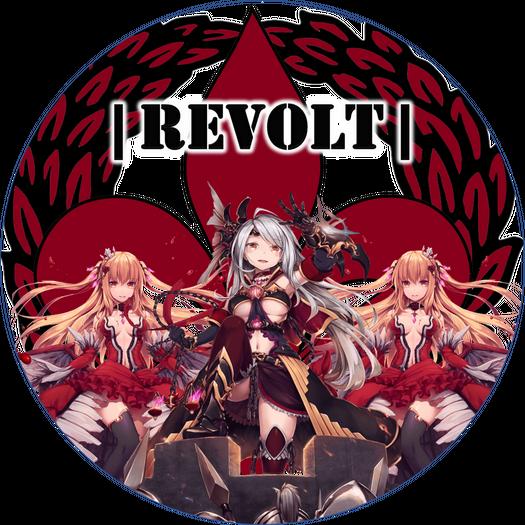 REVOLT【XXX】