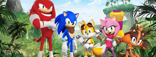 Saison 3 de Sonic Boom ?