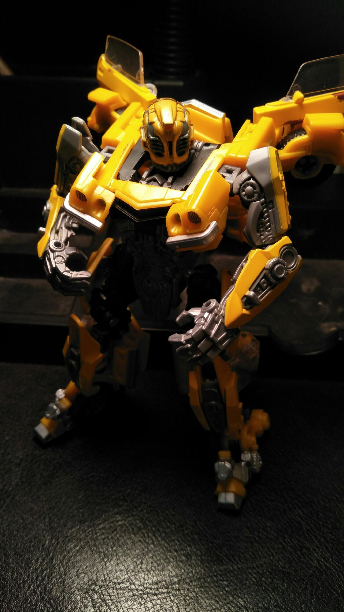 Did a small modification to my SS bumblebee