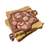 FoodTunaFishGravyToast
