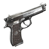 GunHandgunT1Pistol
