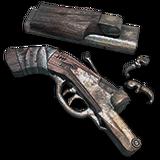 GunShotgunT1DoubleBarrelParts