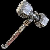 MeleeWpnSledgeT3SteelSledgehammer